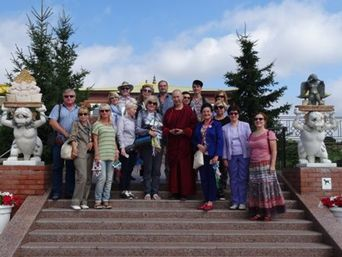 Business mission to the Republic of Buryatia