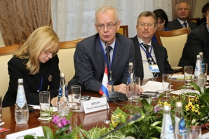 Head of the club Olga Irzun participated in interregional conference
