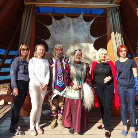 Business mission in Yakutia – 2015